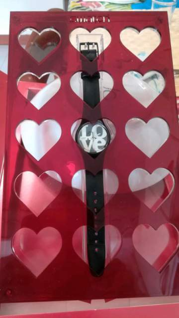 Swatch Enigmatic Love nuovo