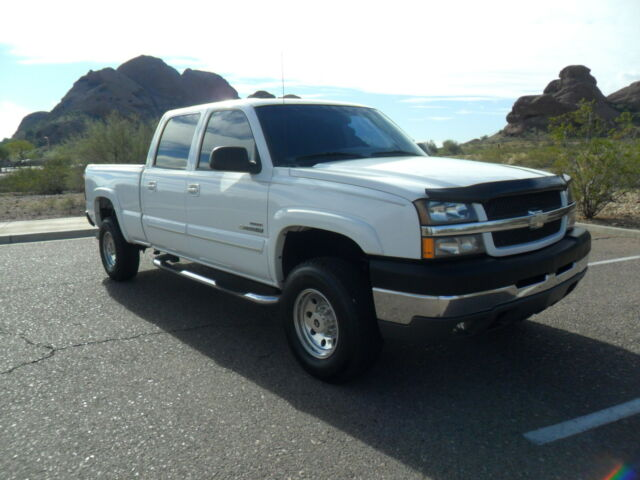2003 Chevrolet Silverado 2500hd 4x4 No Reserve Ebay Autos Post