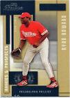 Ryan Howard Lot Baseball Cards