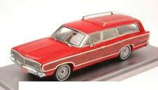 Kess Model KS43015001 FORD LTD COUNTRY SQUIRE 1968 RED 1:43