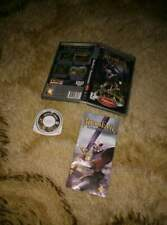 Medievil resurrection psp sony playstation completo