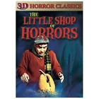 The Little Shop of Horrors (DVD, 2003, 3D Version)