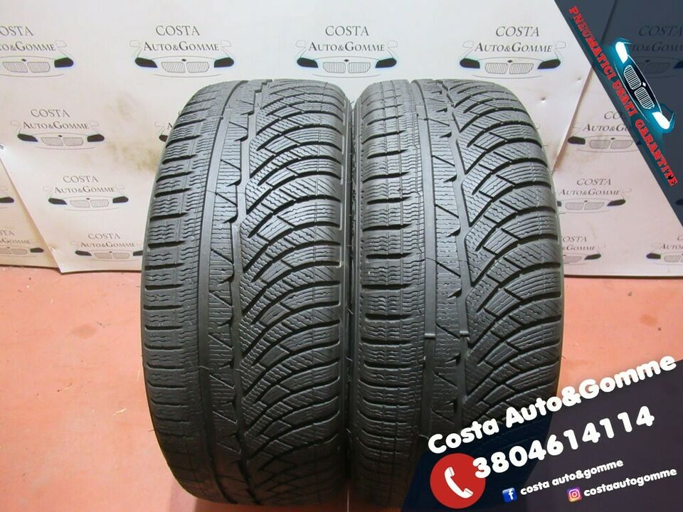 Gomme 225 45 18 Michelin 2018 85% 225 45 R18