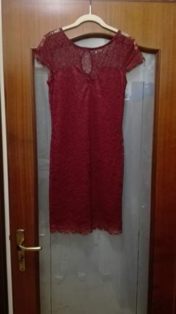 Vestito in pizzo yamamay 5