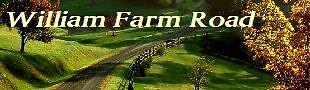 William Farm Road