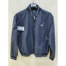 Giacca bomber uomo blu fred perry