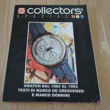 Swatch Collectors' SPECIAL numero 1