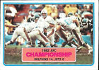Professional Sports (PSA) Miami Dolphins Football Cards