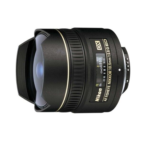 How to Buy a Fisheye Lens for Your Nikon
