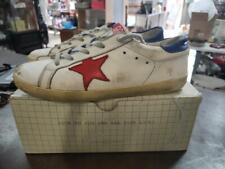 Sneakers donna ggdb superstar white red star