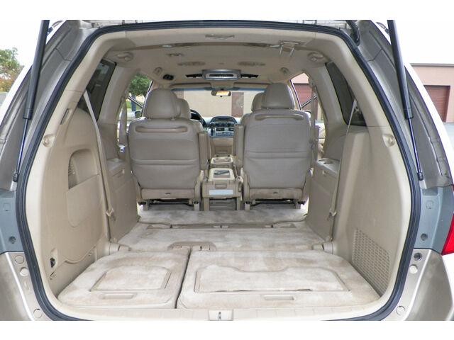 honda odyssey ex l 1 owner georgia owned sunroof rear entertainment no reserve ebay. Black Bedroom Furniture Sets. Home Design Ideas