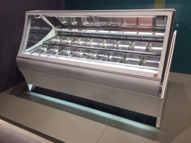 Blast freezer for ice cream or pastry italian brand 7