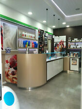 Banco Yogurteria in Corian
