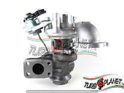 Turbo rigenerato ford citroen peugeot 1.4 1.6 4