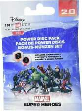 Disney Infinity 2.0 Gettoni Marvel Super Heroes - Power Discs Pack