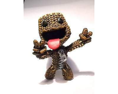 Scultura Sackboy ispirata da Little Big Planet 2 limitata 2