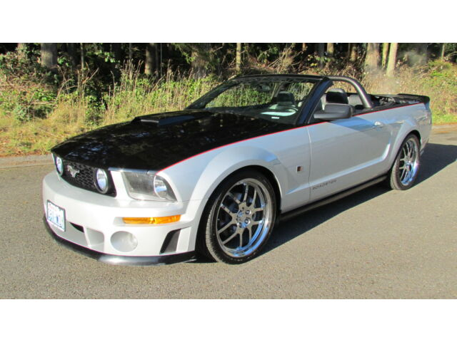 2007 roush roadster stage 3 supercharged 415 hp. Black Bedroom Furniture Sets. Home Design Ideas