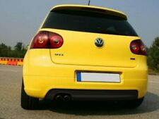 Sottoparaurti posteriore vw golf v gti edition 30 (with 1 exhaust hole