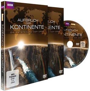 DVD - Aufbruch der Kontinente - Die Entstehung der Erde ##