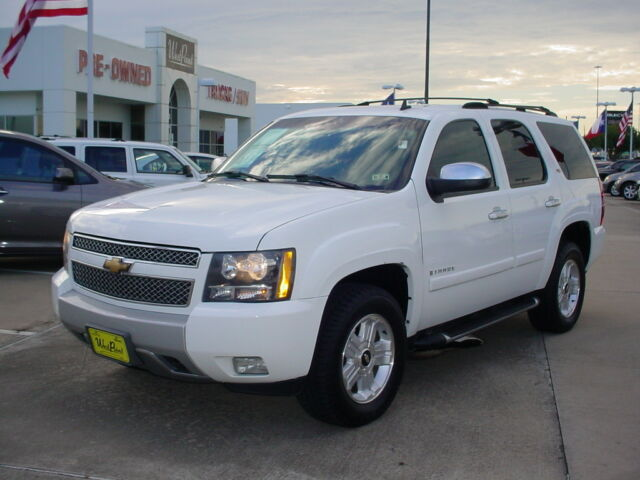 07 chevy tahoe z71 4x4 navigation entertainment 3rd row. Black Bedroom Furniture Sets. Home Design Ideas