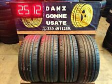 4 Gomme Usate 225 55 17 ESTIVE CONTINENTAL 75%