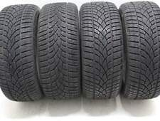 Kit di 4 gomme usate invernali 225/40/18 Dunlop