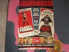 Grindhouse poster quentin tarantino film