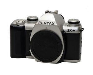 Pentax ZX-M Vs. Leica M6 TTL .85