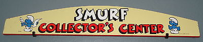 Smurf Collector's Center
