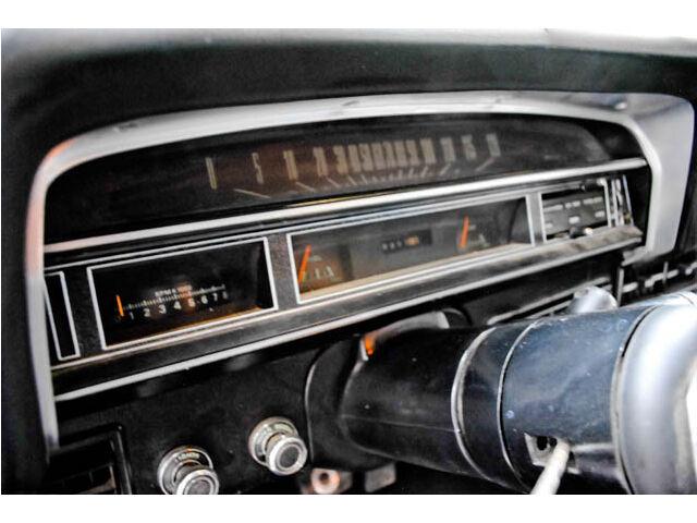 1970 Ford Torino Tachometer