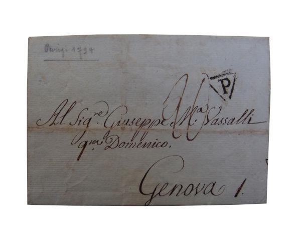 Tipps zum Kauf von Briefen mit Stempeln und Handschriften aus der Vorphilatelie