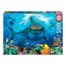 Puzzle White Shark Educa (500 pcs)