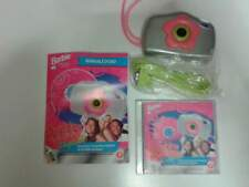 Fotocamera digitale BARBIE, CD ROM e accessori