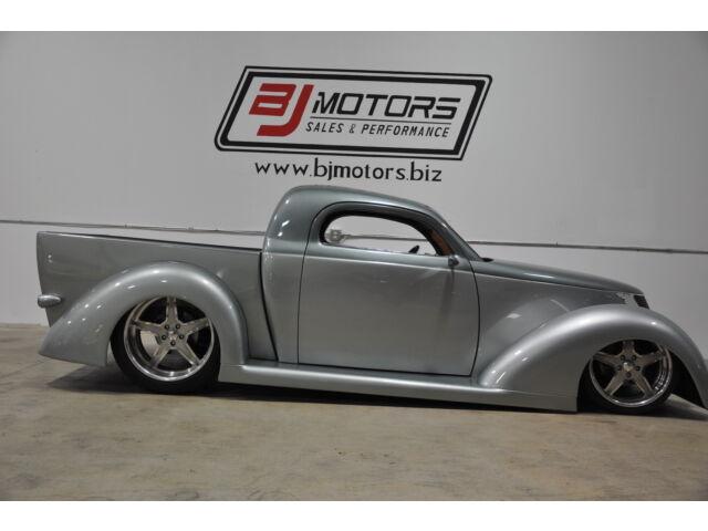 Other Makes Pick Up 1937 Ford Pick Up Super Slammed