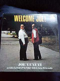 Joe Venuti with Lino Patruno & his friends