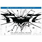 The Dark Knight Box Set Blu-ray Discs