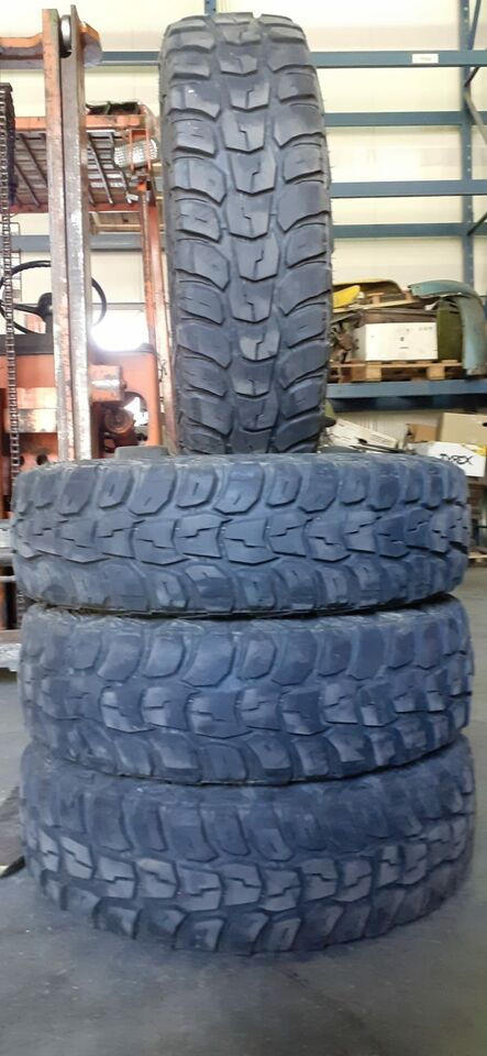Gomme 195/80 R 15 (195R15) scolpite