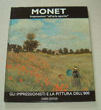 "Monet Vol. 1 - Impressioni ""all'aria aperta"""