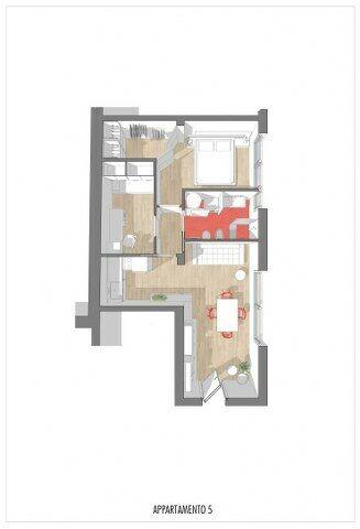 Residenza Carducci 122 Appartamento Nr. 5