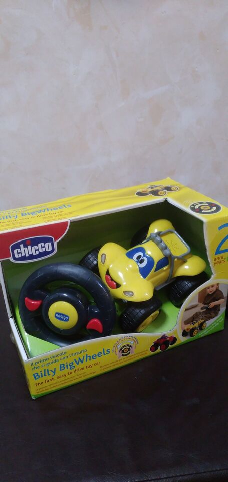 Macchina Chicco Billy Big telecomando auto