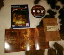 Indiana jones e la tomba dell'imperatore ps2 playstation 2 originale