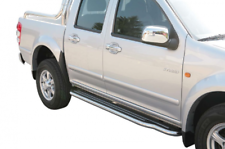 P/254/IX Great Wall Steed Double Cab 09/11 Pedane Extra Lunghe