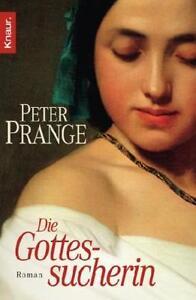 Prange, P: Gottessucherin ► Peter Prange (Taschenbuch)  ►►►UNGELESEN