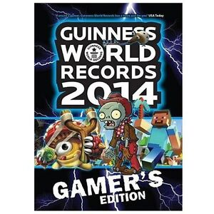 Guinness Book Of World Records Gamers Edition 2013