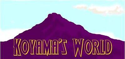 Koyama's World