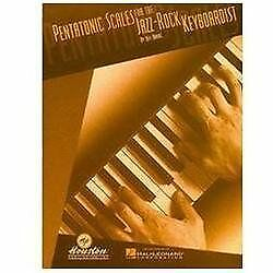 Pentatonic Scales for the Jazz Rock Keyboardist : Hal Leonard Student Piano  Library by Jeff Burns (1997, Paperback)