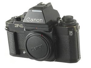 Canon F-1 Vs. Pentax P30T