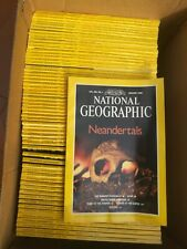 The National Geographic, Collezione 1981-2000 1981-2000