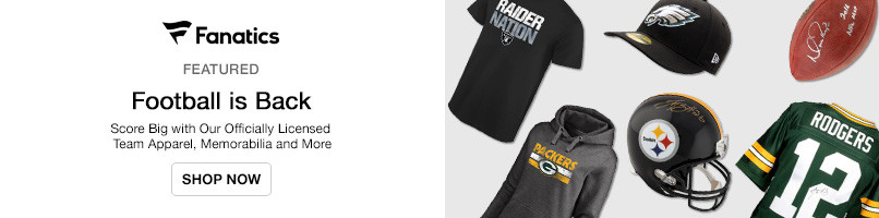 Score Big with Official Fan Gear