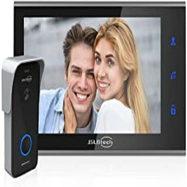Beltel - Jslbtech Ips Fhd Videocitofono Ultimo Stock